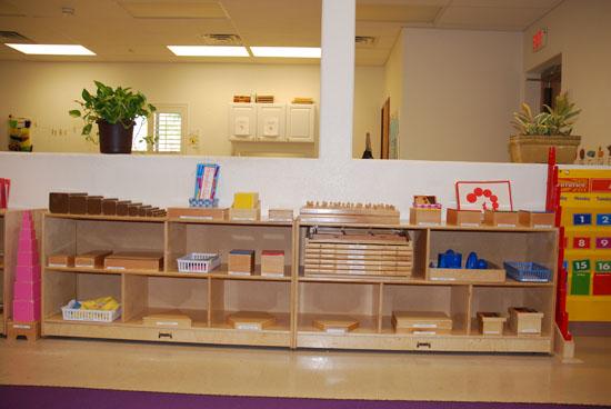 Sensorial Shelves
