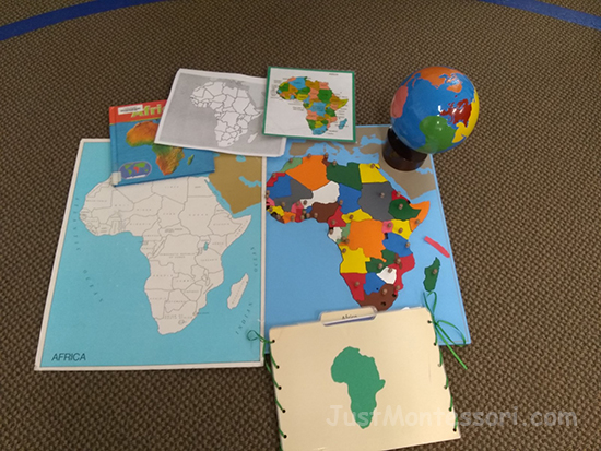 Africa Lesson