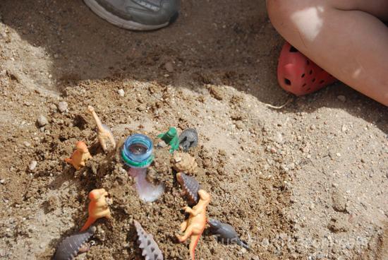 Volcano Fun! - My Montessori Cultural Curriculum