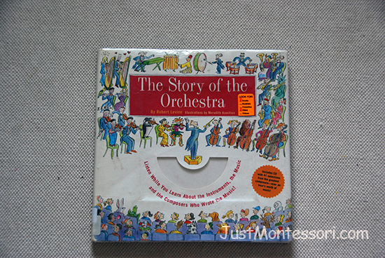Book - The Story Orchestra