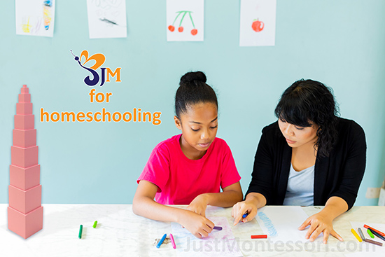 Homeschool Montessori