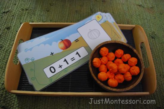 Pumpkin Addition Cards